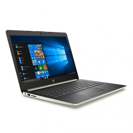 """Notebook HP 14-CM0007LA 14"""" Amd Ryzen 3 2200u 2.5GHz 4GB+16GB Ram 1TB HD Windows 10 Esp. - 1"""