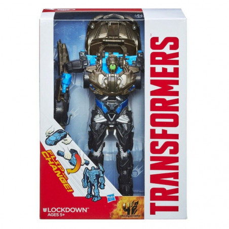 Muñeco Hasbro Transformers A7105 Lockdown - 3