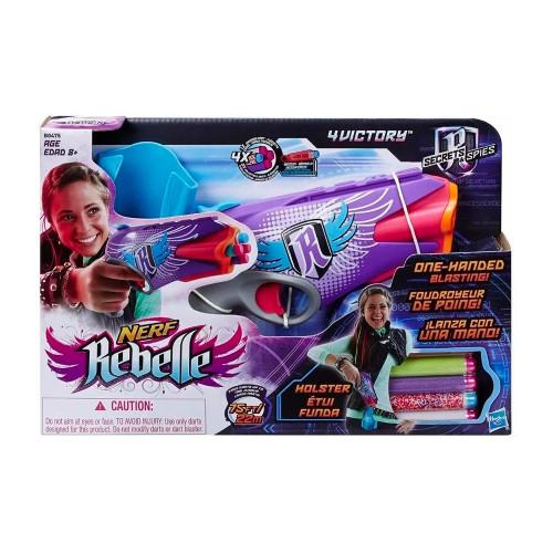 Lanzador de Dardos Hasbro...