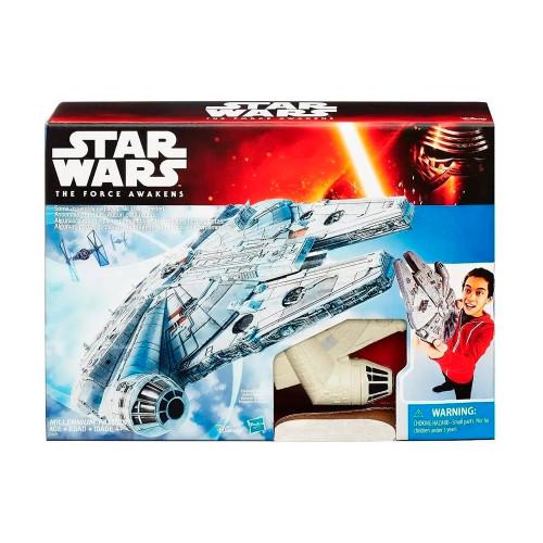 Nave Espacial Hasbro Star...