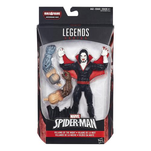 Muñeco Hasbro Marvel B6416 Legends Series Murbius - 2