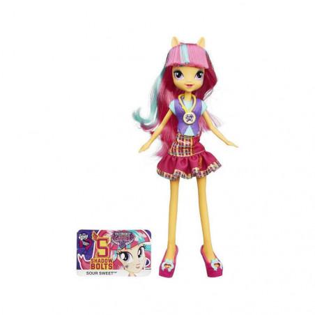 Muñeca My Little Pony B2021 Sour Sweet - 1