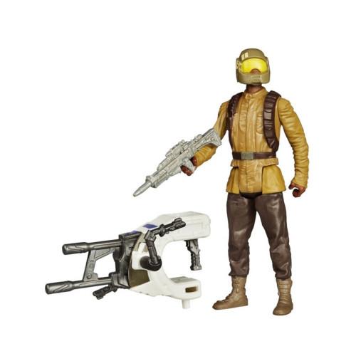 Muñeco Hasbro Star Wars B3451 Resistance Trooper - 2