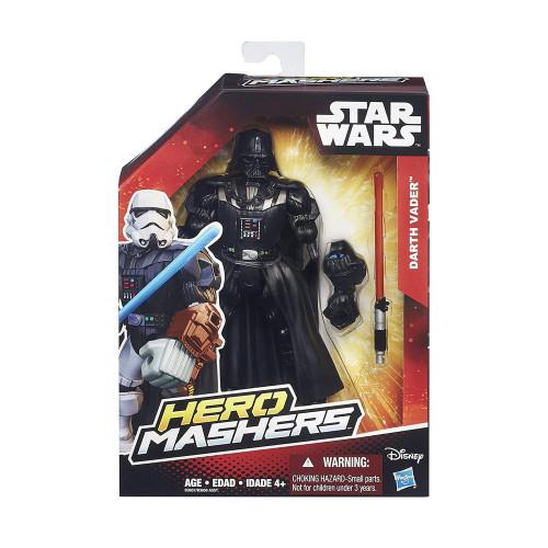 Muñeco Hasbro Star Wars B3657 Hero Mashers Darth Vader - 1