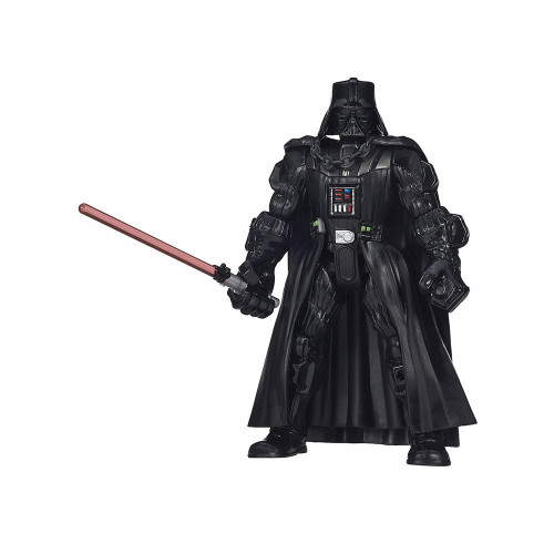 Muñeco Hasbro Star Wars B3657 Hero Mashers Darth Vader - 2
