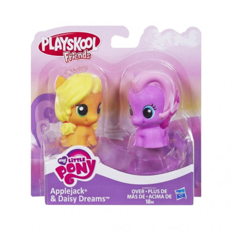Playskool My Little Pony Hasbro B2598 Applejack & Daisy Dreams - 2
