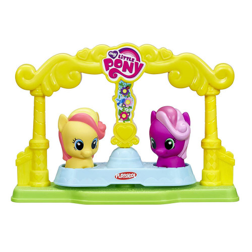 Playskool My Little Pony Hasbro B4626 Gira-gira - 1
