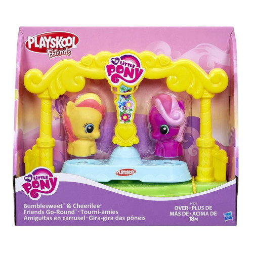 Playskool My Little Pony Hasbro B4626 Gira-gira - 2
