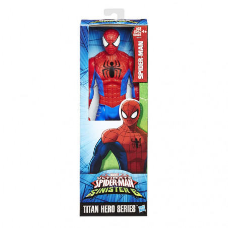 Muñeco Hasbro Marvel B5753 Spider Man Ultimate - 3