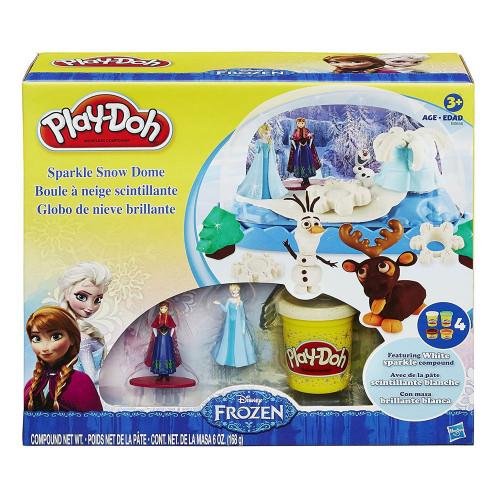 Play-Doh Hasbro Frozen B0656 Kit Globo de Nieve - 2