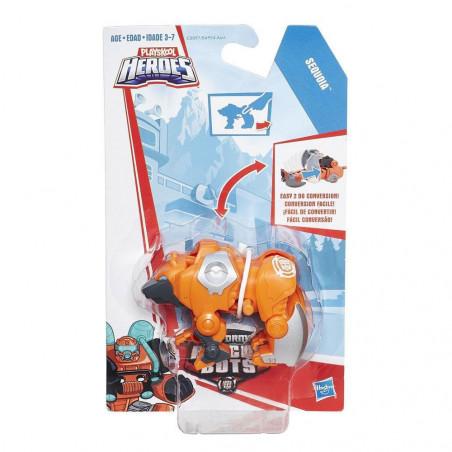 Muñeco Hasbro Transformers C0097 Playskool Sequoia - 3