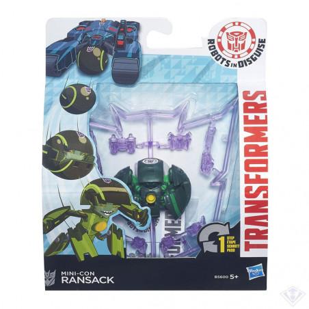 Muñeco Hasbro Transformers B5600 Mini-con Ransack - 4