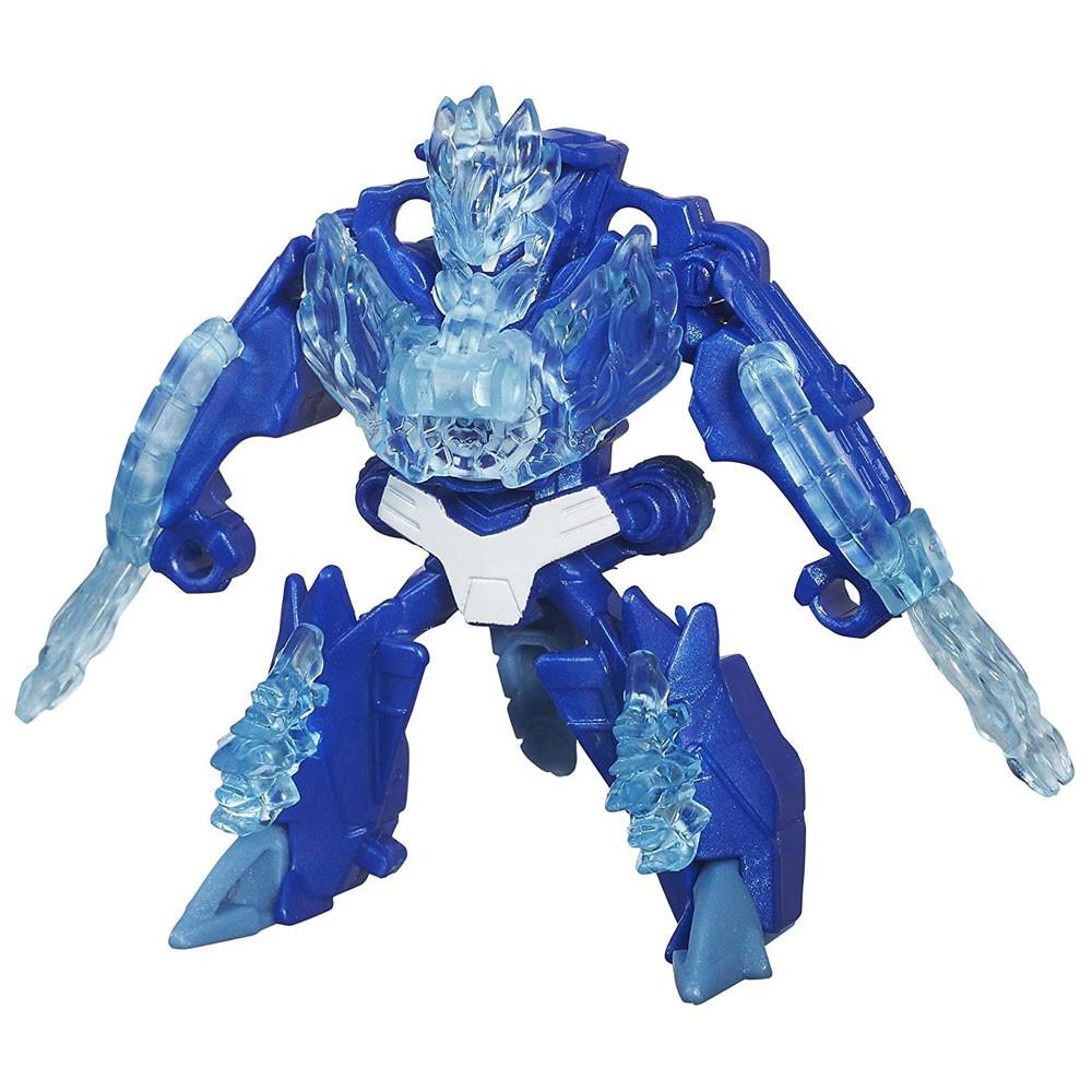 Muñeco Hasbro Transformers B5601 Mini-con Glacius - 1