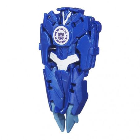 Muñeco Hasbro Transformers B5601 Mini-con Glacius - 2