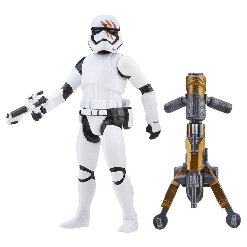 Muñeco Hasbro Star Wars B6339 Finn 10cm - 1