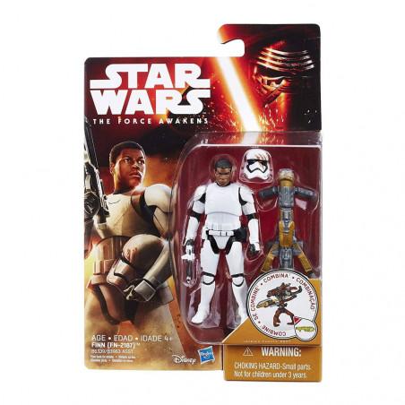 Muñeco Hasbro Star Wars B6339 Finn 10cm - 2