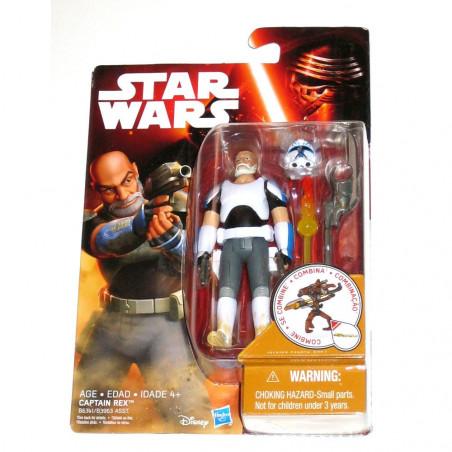 Muñeco Hasbro Star Wars B6341 Captain Rex - 2