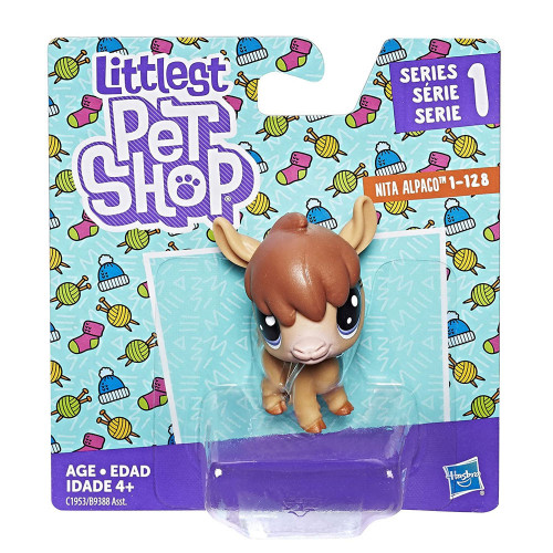 Littlest Pet Shop Hasbro C1953 Alpaca - 2