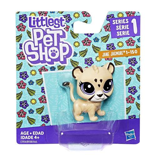 Littlest Pet Shop Hasbro C1954 Jaguar - 2