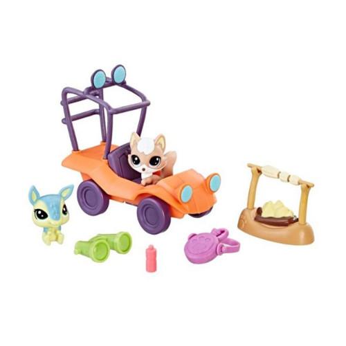 Littlest Pet Shop Hasbro C1889 Dune Buggy - 1