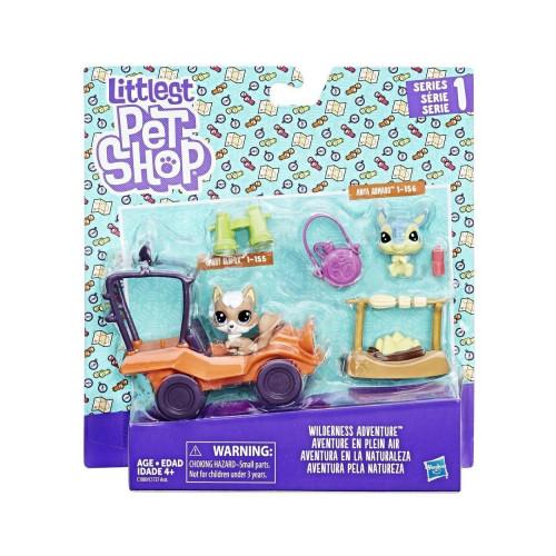 Littlest Pet Shop Hasbro C1889 Dune Buggy - 2