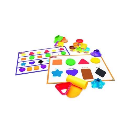 Masa de Modelar Hasbro Play-Doh B3404 Colores y Formas - 1