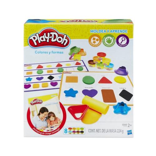 Masa de Modelar Hasbro Play-Doh B3404 Colores y Formas - 2