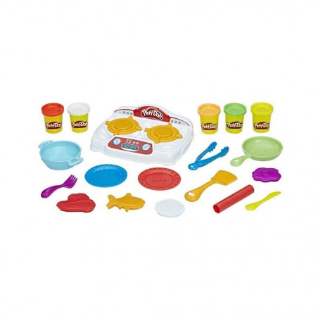 Masa de Modelar Play-Doh Hasbro B9014 Comidita - 1