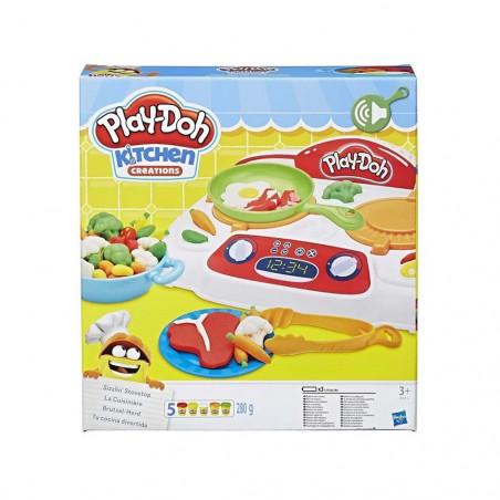 Masa de Modelar Play-Doh Hasbro B9014 Comidita - 3