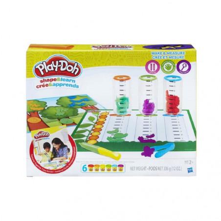 Masa de Modelar Hasbro Play-Doh B9016 Modelar y Aprender - 2