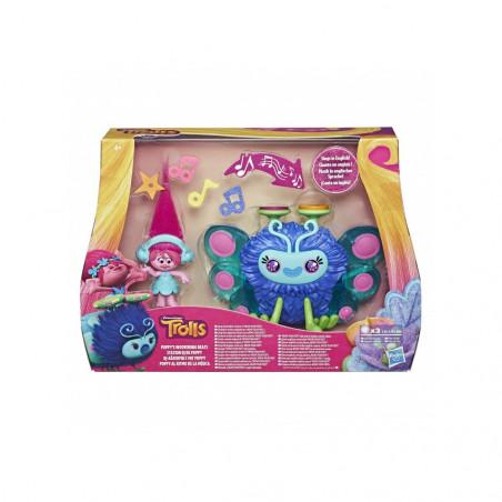 Muñeca Hasbro DreamWorks Trolls B9885 Bicho musical de Poppy - 2
