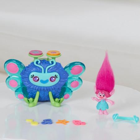 Muñeca Hasbro DreamWorks Trolls B9885 Bicho musical de Poppy - 5