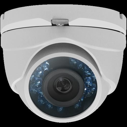 Cámara de Vigilancia HD Dome Vizzion VZ-DC0T-IRM 1.0MP 3.6MM - 1
