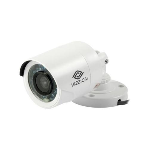 Cámara de Vigilancia FHD Bullet Vizzion VZ-BD0T-IRPF 2.8MM 2MP 1080p - 1