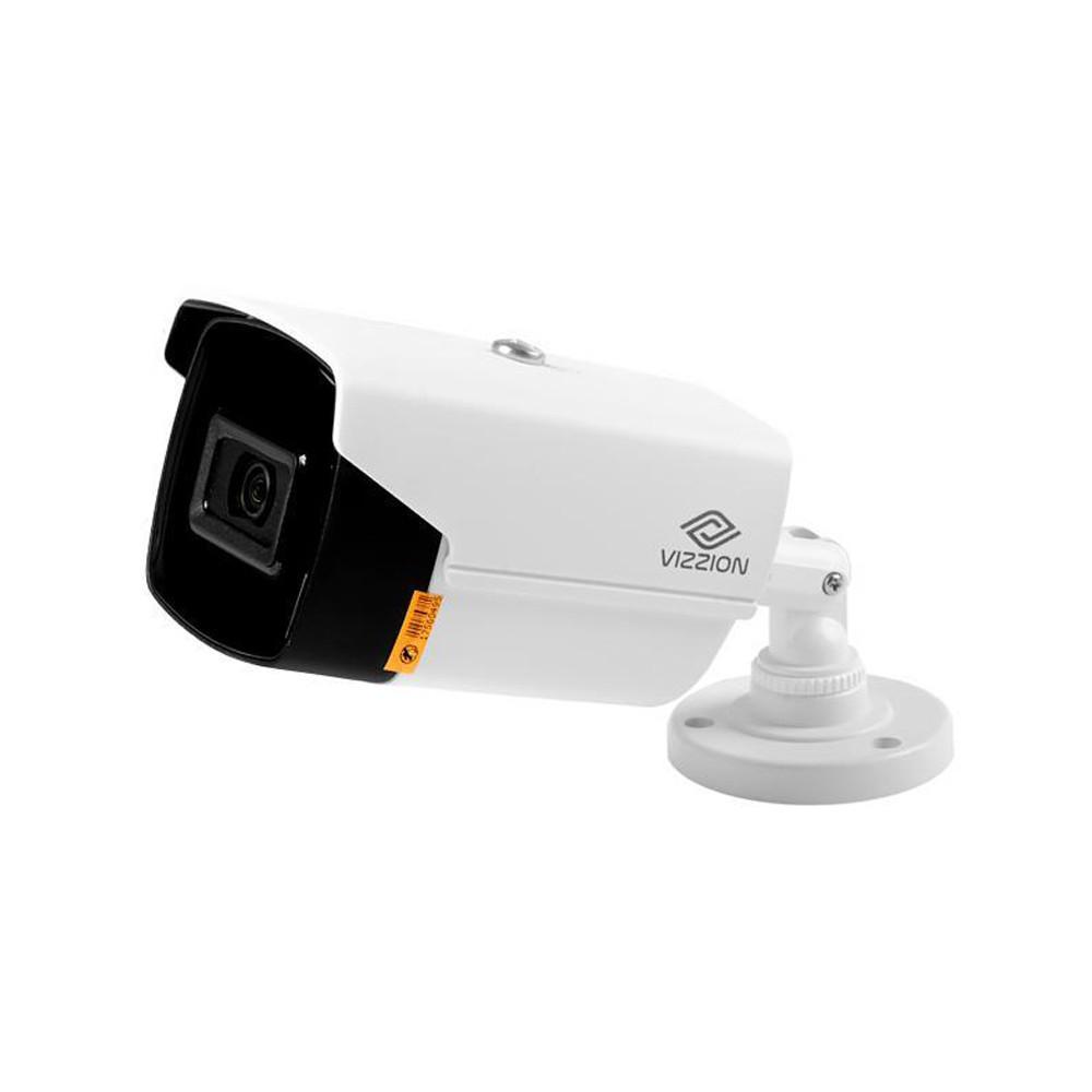 Cámara de Vigilancia FHD Bullet Vizzion VZ-BD3T-IT3F 3.6MM 2MP IR 50M Ultra Low Light 1080p - 1