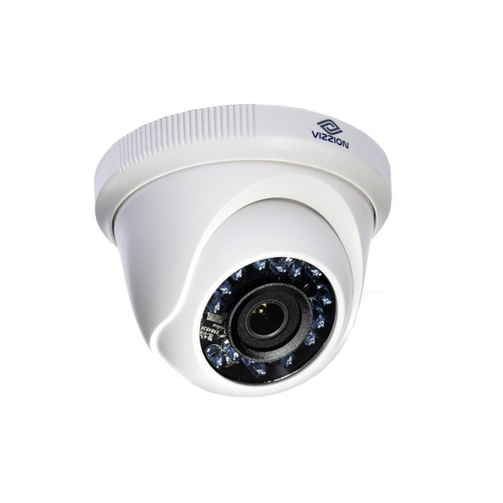 Cámara de Vigilancia FHD Dome Vizzion VZ-DD0T-IRP 2.8MM 2MP 1080p - 1