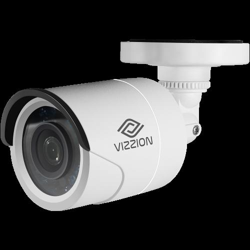 Cámara de Vigilancia HD Bulled Vizzion VZ-BC0T-IR 3.6MM 1MP 720p - 1