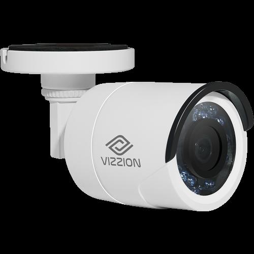 Cámara de Vigilancia HD Bulled Vizzion VZ-BC0T-IR 3.6MM 1MP 720p - 2