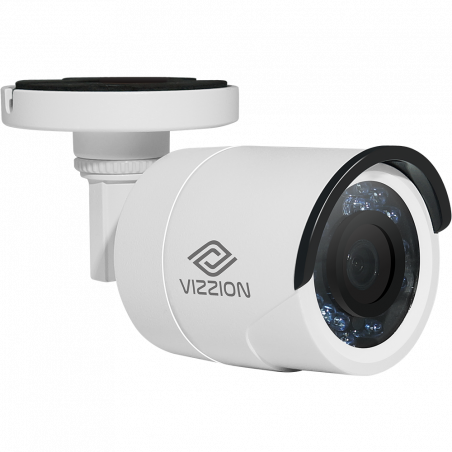 Cámara de Vigilancia FHD Bullet Vizzion VZ-BD0T-IT5F 3.6MM 2MP IR 80M 1080p - 2
