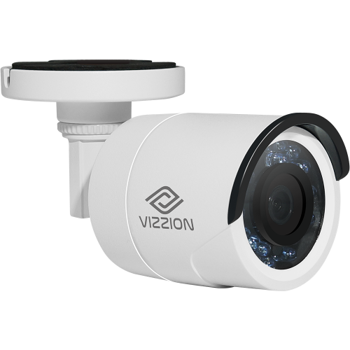 Cámara de Vigilancia HD Bulled Vizzion VZ-BC0T-IRF 2.8MM 1MP 720p 4X1 Series - 1
