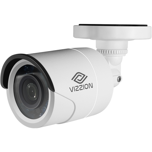 Cámara de Vigilancia HD Bulled Vizzion VZ-BC0T-IRF 2.8MM 1MP 720p 4X1 Series - 2