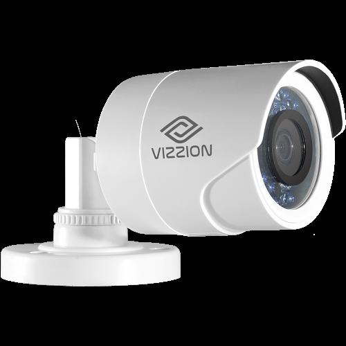 Cámara de Vigilancia HD Dome Vizzion VZ-DC0T-IRPF 2.8MM 1MP 720p - 1