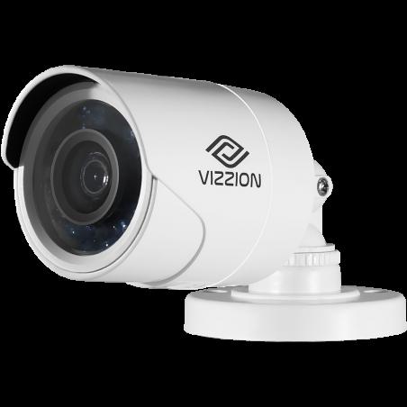 Cámara de Vigilancia HD Dome Vizzion VZ-DC0T-IRPF 2.8MM 1MP 720p - 2