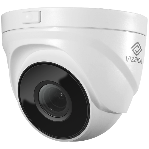 Cámara de Vigilancia IP FHD Dome Vizzion VZ-IPDD-VFZ 2.0MP 2.8-12M - 2
