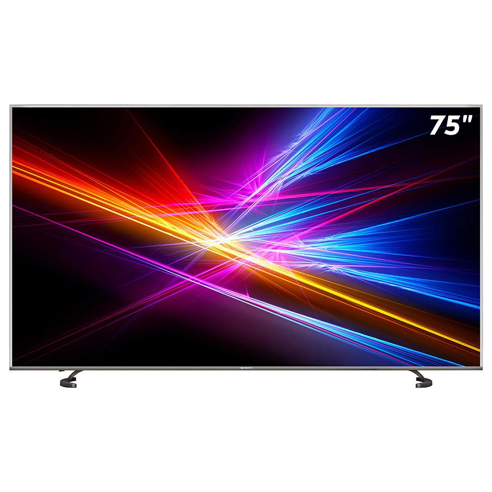 "Smart Tv Vizzion 75"" LE75U20 Ultra HD 4K Wi-Fi HDMI USB - 1"