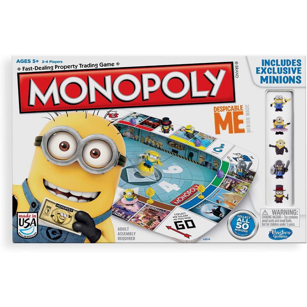 Monopoly Hasbro A25745730 Despicable Me - 1