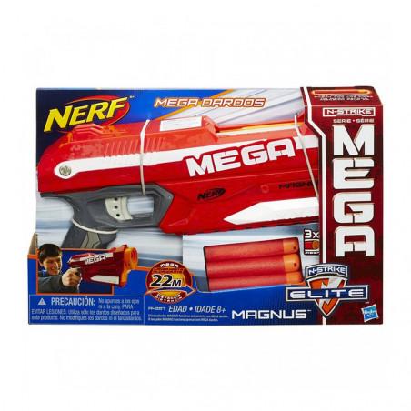 Pistola Hasbro Nerf N-Strike Magnus A48874680 - 1