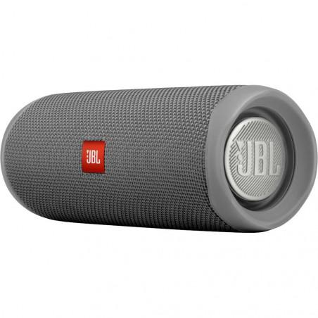 Caixa de Som Portátil JBL Flip 5 à Prova de Água Bluetooth JBLFLIP5GRYAM Cinza - 1