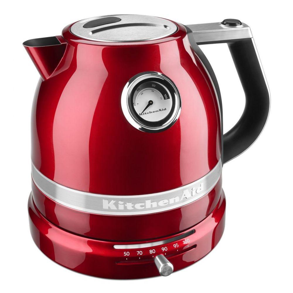 Jarra Electrica KitchenAid KEK1522CA Pro Line Series 1.5L Vermelho - 1