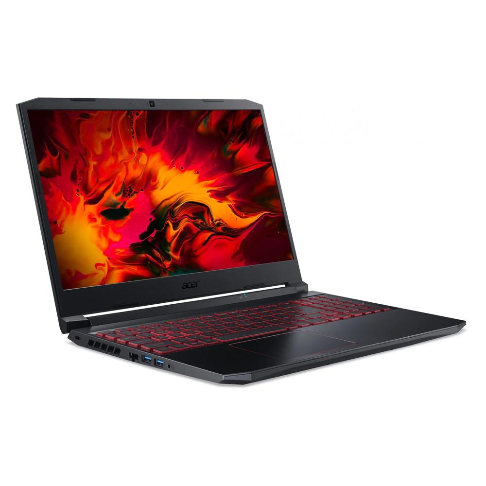 Notebook Acer Nitro 5 AN515-55-53AG NITRO 5 I5-10300H/8GB/256GB SSD/15.6/W10H/GTX1650-4GB OBSIDIAN - 1